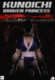 Kunoichi Broken Princess cover
